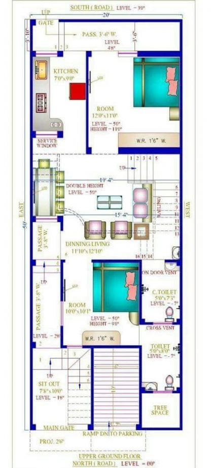 61 Ideas House Layout Small Basements Model House Plan Basement House Plans Indian House Plans