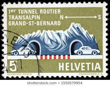 Great St Bernard Tunnel dieulois