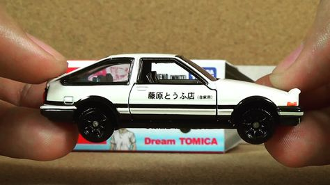 Initial D Ea86 Car Of Toys You Can T Miss It From One Of Classic