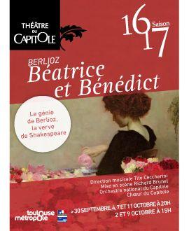 Béatrice et Bénédict -Théâtre du Capitole