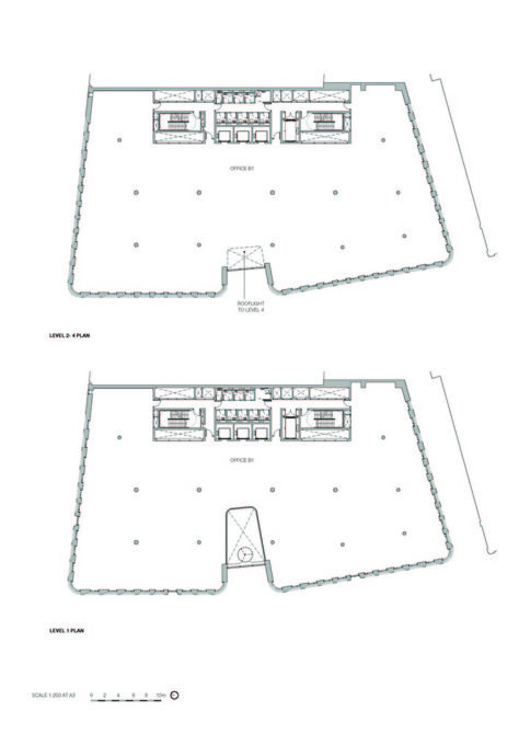 Gallery Of Turnmill Piercy Company 14 In 2020 How To Plan Gallery Company