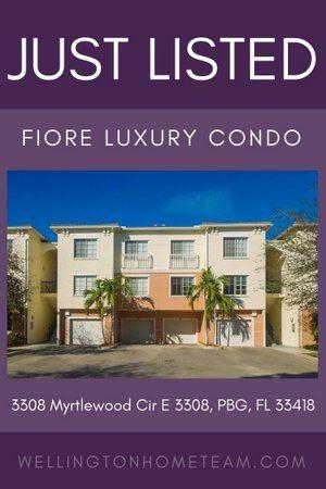 3308 Myrtlewood Circle East Palm Beach Gardens Florida 33418 Luxury Condo Palm Beach Gardens Palm Beach Gardens Florida