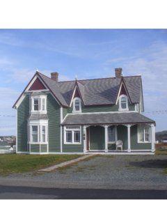 Sensational Bonavista Heritage Home Nl Vacation Props Newfoundland Interior Design Ideas Oxytryabchikinfo