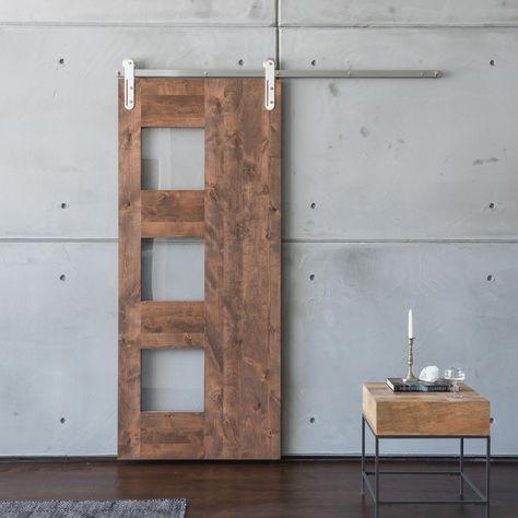 Porte Scorrevoli 3 Ante.Frosted Sliding Doors Indoor Barn Doors For Sale 9 Ft Closet
