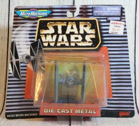 Star Wars Parts Vehicle Accessories SLAVE ONE 1 Jango Fett Multi Missile x4