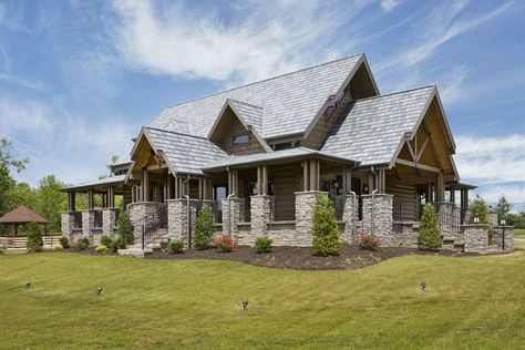 Honest Abe Log Homes in Celina, TN