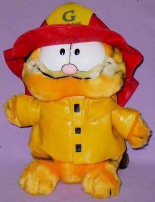 Garfield fireman