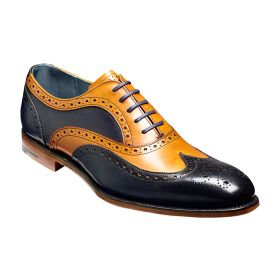 Barker Shoes – Avenger White Sole Brogue – Cedar Calf | Back yard fun |  Pinterest | Brogues, Sole and Men's fashion