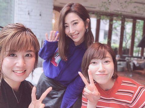 """Fujii Mizuki/藤井瑞希 on Instagram: """"・ ・ 大好きなマユちゃんと、大好きな舞子❤️ ・ ・ 二人が仲良くなってくれて、私も嬉しい🥺💜 ・ ・ いつも2人ともありがとう。 ・ ・ バーベキュー行こうね🍖 ・ ・ そして、このお二人が今日は今夜くらべてみましたに出るってよ🥰 ・ ・…"""""""