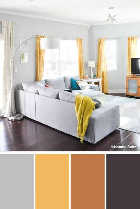 12 Fantastic Accent Color For Gray Walls Gallery Wall Color