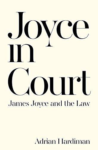 Free Download Pdf Joyce In Court Free Epub Mobi Ebooks Pdf Download Books To Read Ebooks