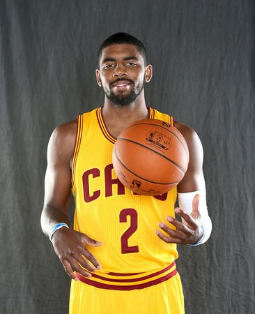 Cleveland Cavaliers guard Kyrie Irving |