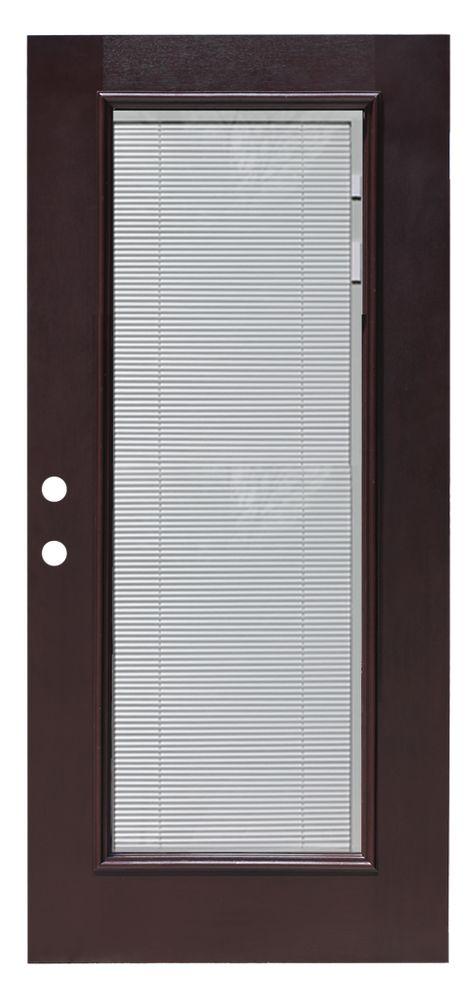 French Doors With Built In Blinds Door Guy French Doors Internal