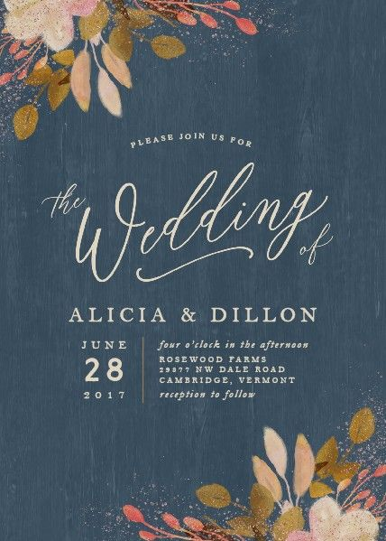 Wedding Invitations and Save The Dates | The Knot