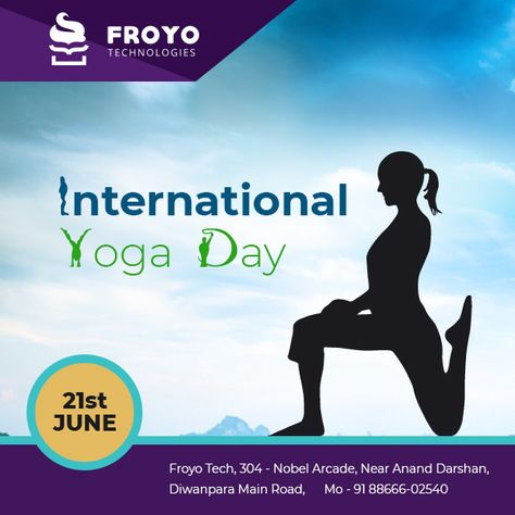 Happy International Yoga Day 2018 Yoga Yogaday Stayhealthy Internationalyogaday App Development App Development Companies Mobile App Development Companies