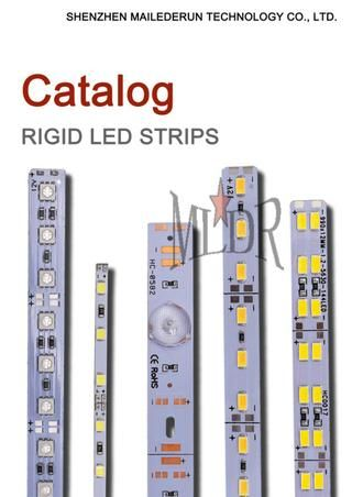 Catalog Rigid Led Strip Lights Mldrled Com China Led Strip Lights Manufacturer Led Strip Led Strip Lighting Strip Lighting