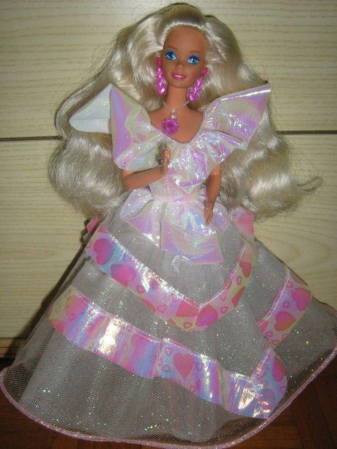barbie corazones... Mi segunda barbie