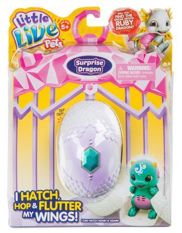 Little Live Pets Little Live Pets Dragon Splash The Ocean Dragon In 2020 Little Live Pets Pet Dragon Cool Gifts For Kids
