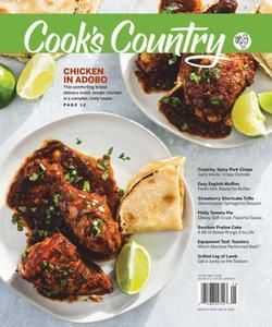 Cook S Country April 2019 Cooking Recipes Cooking Cooks