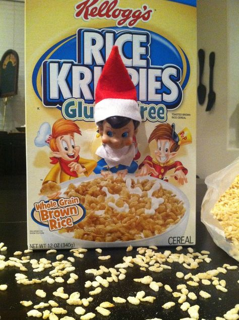 Poofy Cheeks: 15 MORE Fun Elf on the Shelf Ideas