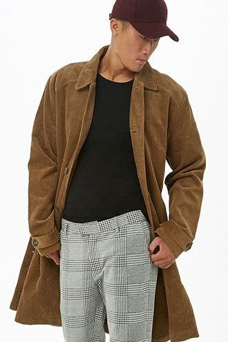 elegant shoes real deal good reputation Corduroy Trench Coat | Products | Fashion, Coat, Winter fashion