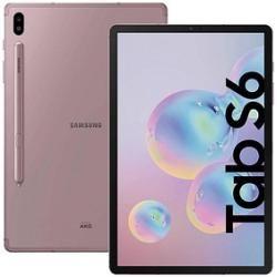 Samsung Galaxy Tab S6 WiFi Tablet 26,7 cm (10,5 Zoll) 128 Gb pink Samsungsamsung