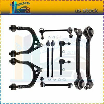 Ad Ebay 10 Set Control Arm Ball Joints Sway Bar Link Kit For 2005