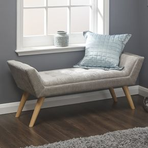 Cauley Upholstered Bench Living Room Bench Upholstered Bench Upholstered Bench Seat
