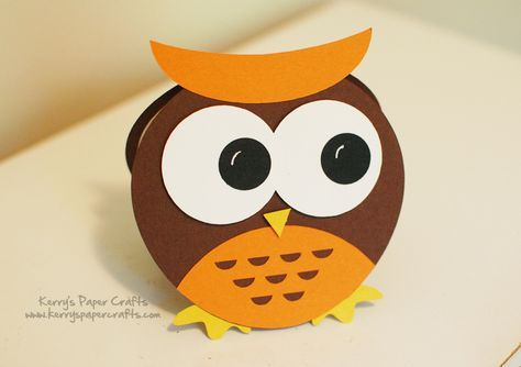 your a hoot card