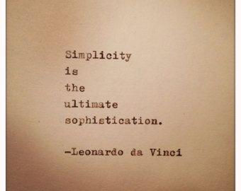Ralph Waldo Emerson Quote / Typewriter Quote / Handtyped