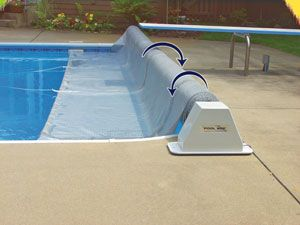 The Pool Boy Solar Pool Pool Cover Solar Cover