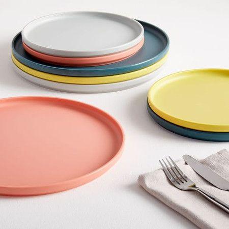 Dinnerware Sets West Elm United Kingdom In 2020 Melamine Dinnerware Melamine Dinnerware Sets Dinnerware