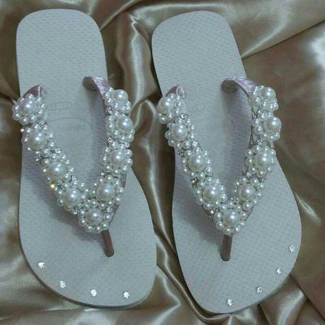 Sapato feminino noiva festa tira e strass no Elo7 | Edivaldo