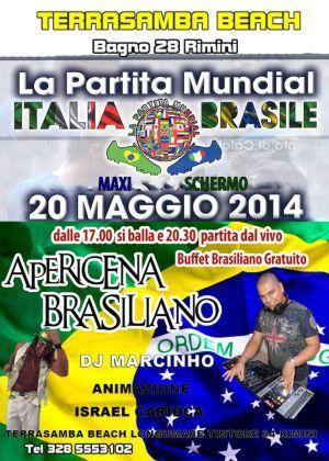 I Mondiali Al Terrasamba Rimini Con Immagini Musica Latina