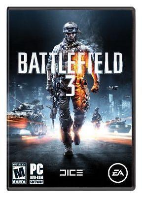 Battlefield 3 Pc 2011 2 Disc Set For Pc Battlefield 3 Pc