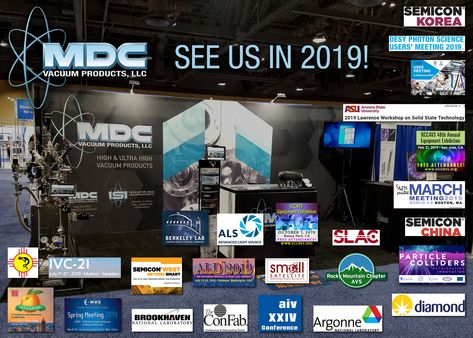 See MDC in 2019!