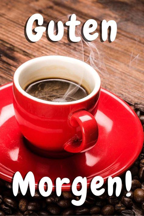 😉☕Ein kleiner Guten Morgen Gruß für Dich mit lustigen Morgenkaffe Sprüchen. Kaffee ist fertig! Guten Morgen und schönen Tag wünsche ich!