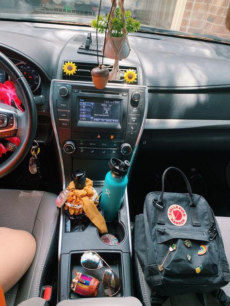 VSCO CAR DECOR VSCO CAR DECOR,custom cars Aesthetically pleasing! Related posts:Easy way to decorate your car! - car hacks - Blacked Out Aston Martin Vulcan –. Hippie Auto, Hippie Car, Car Interior Accessories, Car Accessories For Girls, Wrangler Accessories, Ford Gt, Car Interior Decor, Car Interior Design, Girly Car