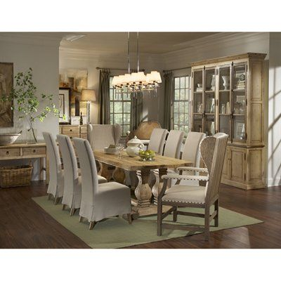 Great Furniture Classics Manor House Trestle Table Dining Set | HOME | Fine  Dining | Pinterest | Trestle Tables, Manor Houses And Dining