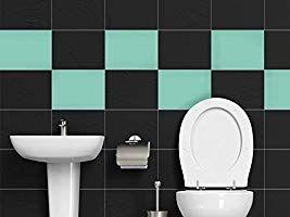 Fliesenbild Farbspritzer Fliesenfolie Fliesensticker Aufkleber Bad Küche Deko