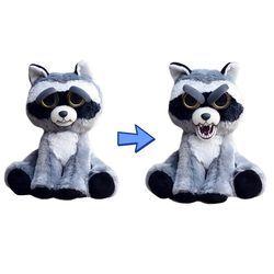 Rascal Rampage Raccoon Growling Feisty Pet Stuffed Animal Animal