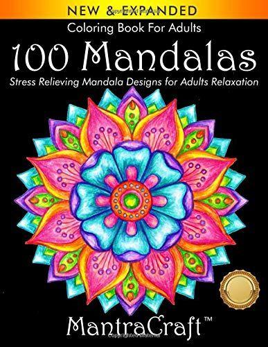 10 Best Mandala Coloring Books For Adults Mandala Coloring Books Coloring Books How To Relieve Stress
