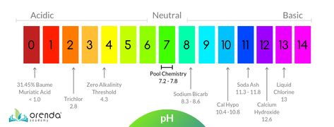 Ph Values Of Common Cleaners Chart Yahoo Image Search Results Chemistry Healthy Water High Ph Water