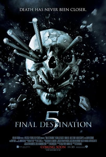 Final Destination 5 2011 Dual Audio Hindi English 720p Bluray