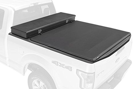 Advantage Truck Accessories 30324 Torza Toolbox Tonneau Cover For