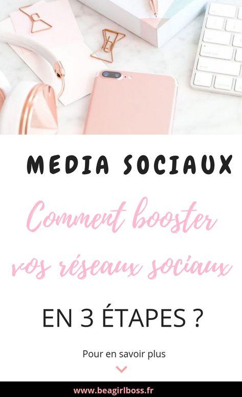 3 astuces pour booster ses réseaux sociaux !