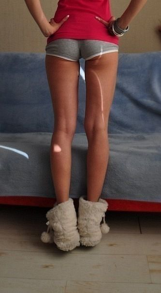 Teen Ass Skinny