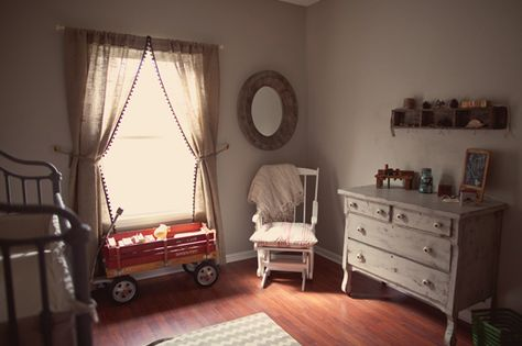 rustic nursery for a boy | Rustic Nursery Inspired by the Outdoors