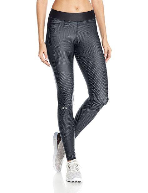 Under Armour Damen Ua Hg Printed Leggings Leggings Outfit Summer