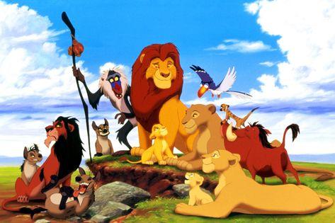 Meet the cast of Disney's live-action 'Lion King'